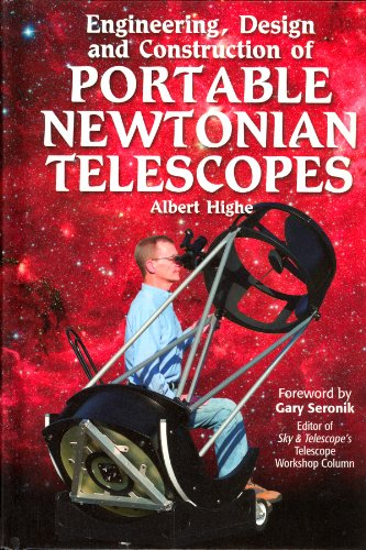 Engineering, Design and Construction of Portable Newtonian Telescopes